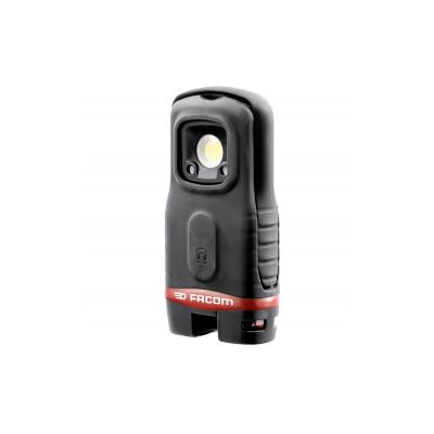 Lampe de poche rechargeable à LED 250 LU Facom | 779.PCBPB
