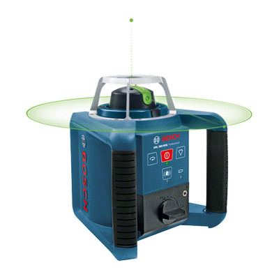 0601061701 Laser rotatif Bosch GRL 300 HVG Professional outils Bosch Bleu