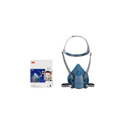 Demi masque taille standard 7502 3M France | 7000104177