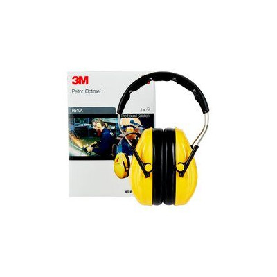 Serre tete anti-bruit optime i H510A-401-GU 3M France   7000039616