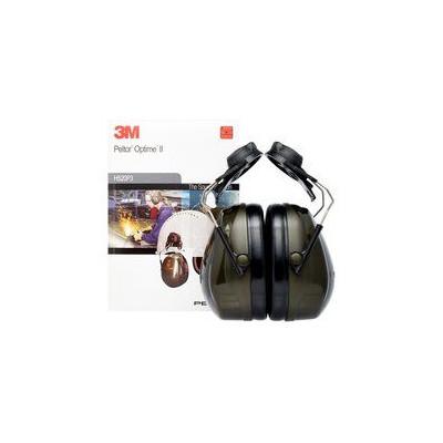Coquille anti-bruit optime ii H520P3E-410-GQ 3M France   7000039621