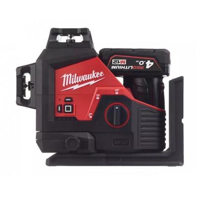Laser 3 lignes 12 volts M12 3PL-401C Milwaukee | 4933478102