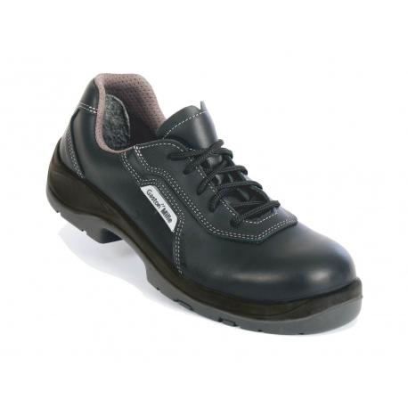 Chaussures de sécurité  new air Noir Gaston Mille | NHBN2