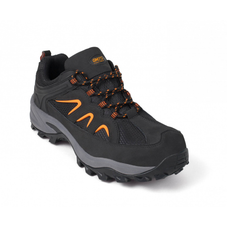 Chaussures de sécurité Hiker Noir Gaston Mille   HIBN3