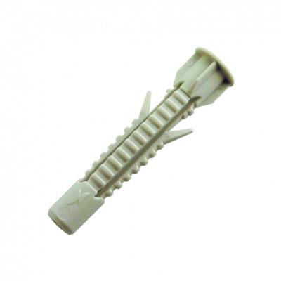 Chevilles universelles nylon 6 x 35 - Sbox pour fixation légère Scell-it | ELEK06